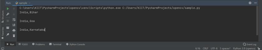 Typeerror: требуется байтоподобный объект, а не
