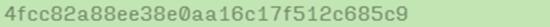 Пример 3: Контрольная сумма файла Python MD5