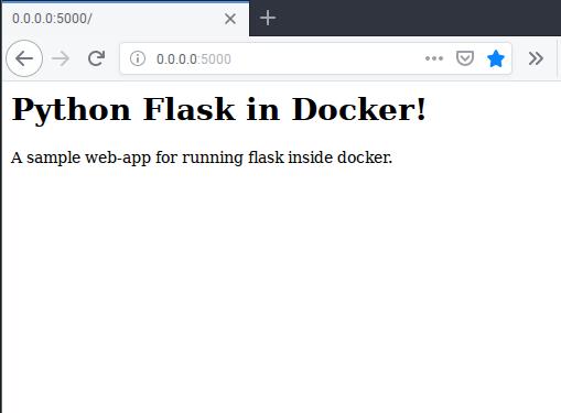 Скриншот веб-приложения