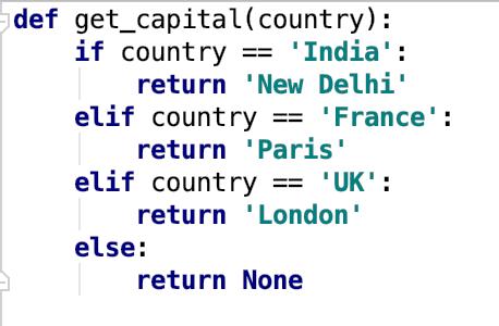 Python Если еще ELIF пример